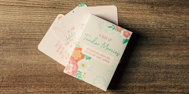 Check Out These Inspiring Affirmation Cards for Latter-day Saint Women
