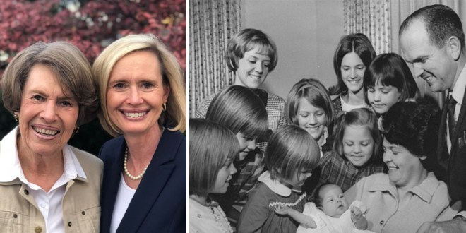 Church Leaders Honor Mothers Over the Holiday Weekend