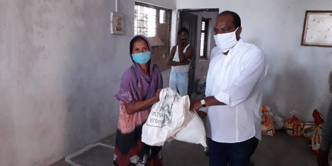 How the Church is Bringing COVID-19 Relief to India