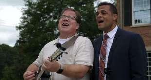 """Jason Deere & Kirtland Stake President Sing """"American Dreams"""""""
