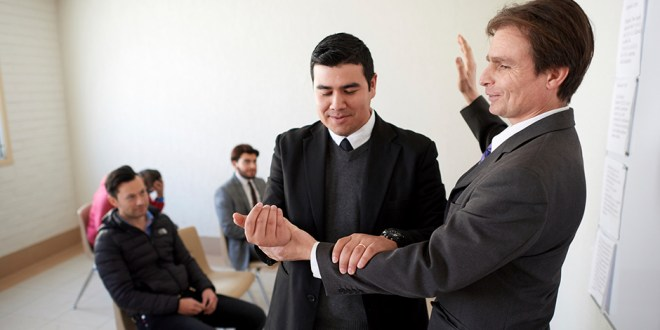 Learning in the Priesthood 6 May 2021