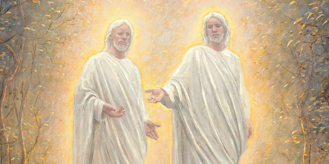 Do Latter-day Saints Believe in the Trinity?   7 June 2021