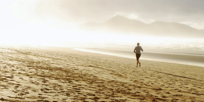 Running Toward the Light   23 June 2021