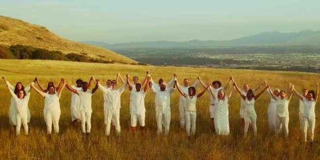 Debra Bonner Unity Gospel Choir's Sings Powerful Anthem on Unity