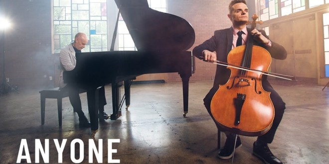 """The Piano Guys Cover Justin Bieber's """"Anyone"""""""
