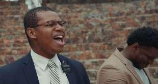 """Yahosh Bonner & Elder Dansie Sing """"I Can Only Imagine"""""""