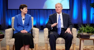 """Elder and Sister Bednar Invite Young Adults to """"Ask, Seek, Knock"""" to Find Answers to Life's Questions"""