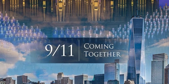 Tabernacle Choir to Host 9/11 20th Anniversary Commemorative Special