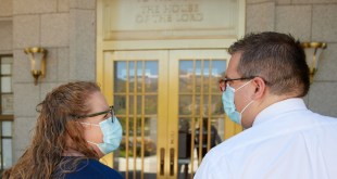 The First Presidency Asks Latter-day Saints Worldwide to Wear Face Masks in Temples