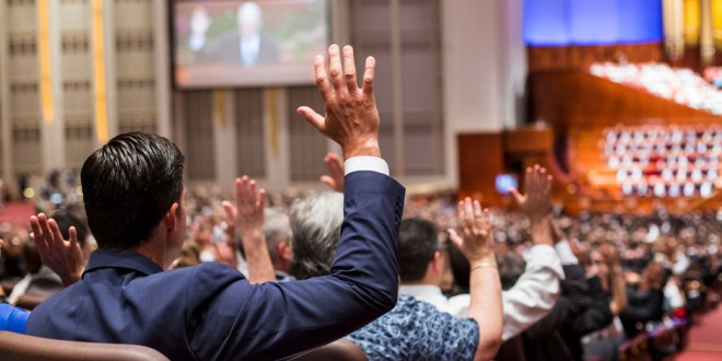 What Does It Mean to Sustain Our Church Leaders?