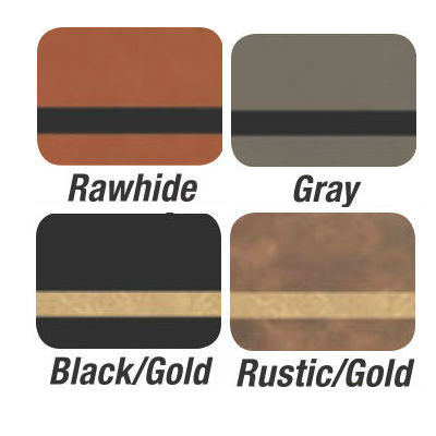 Wallet Leather Swatches
