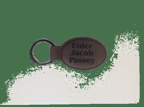missionary key chain