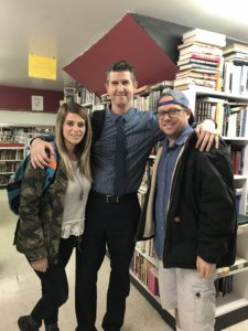 Kelsey Edwards Anthony Sweat and Nick Galieti - LDS MissionCast