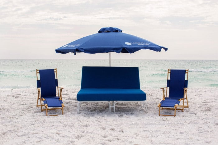 Destin Beach Bed