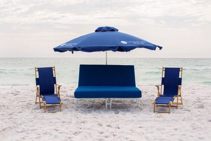 Destin Beach Bed