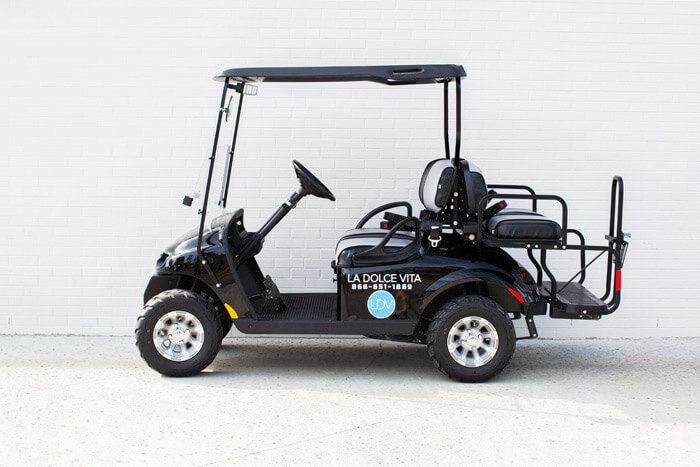 Golf Cart Destin 4 Passenger