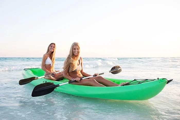 Kayaks & Paddle Boards