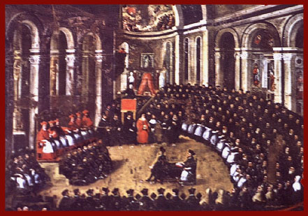 Image result for council of Trent