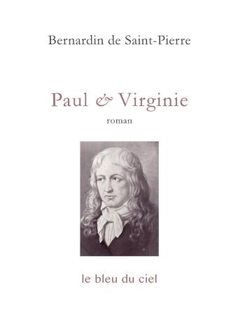 couverture du livre de Bernardin de Saint-Pierre | Paul & Virginie | 1788