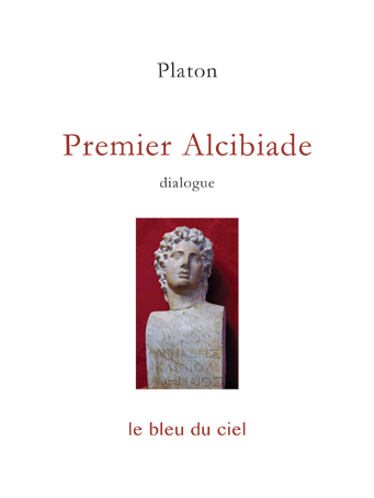 couverture du livre de Platon | Premier Alcibiade