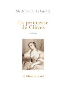 couverture du roman de Madame de Lafayette | La princesse de Clèves | 1678
