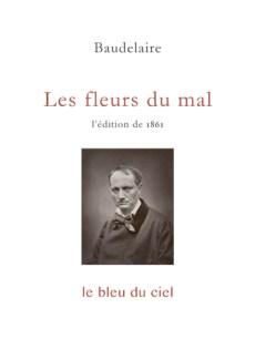 couverture du livre de Baudelaire | Les fleurs du mal