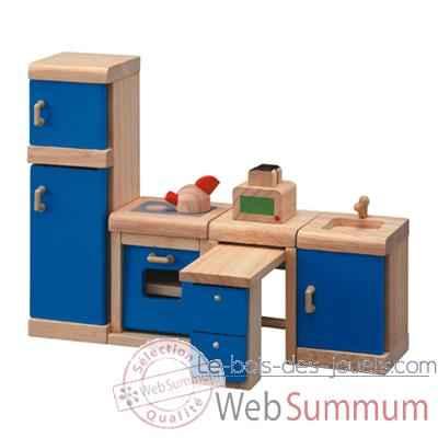 meuble cuisine en bois plan toys 7310