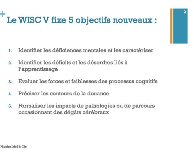 WISC V V2.0