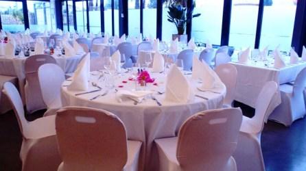Mariage, tables rondes, au Delta, Salle à louer Montpellier Le Crès