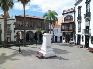La Place de l'Espagne
