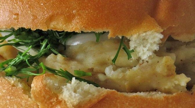 Dabeli – Sandwich de Papa