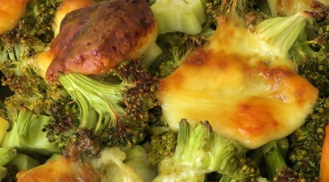 Brócoli con Queso