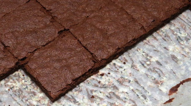 Brownies de Banana