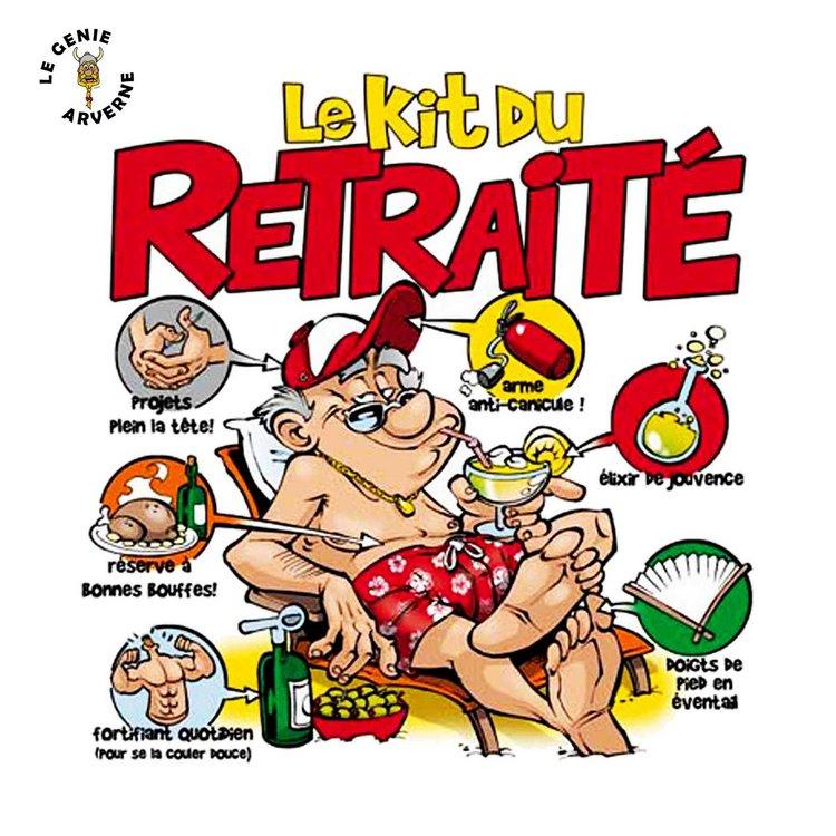 T Shirt Kit Du Retrait