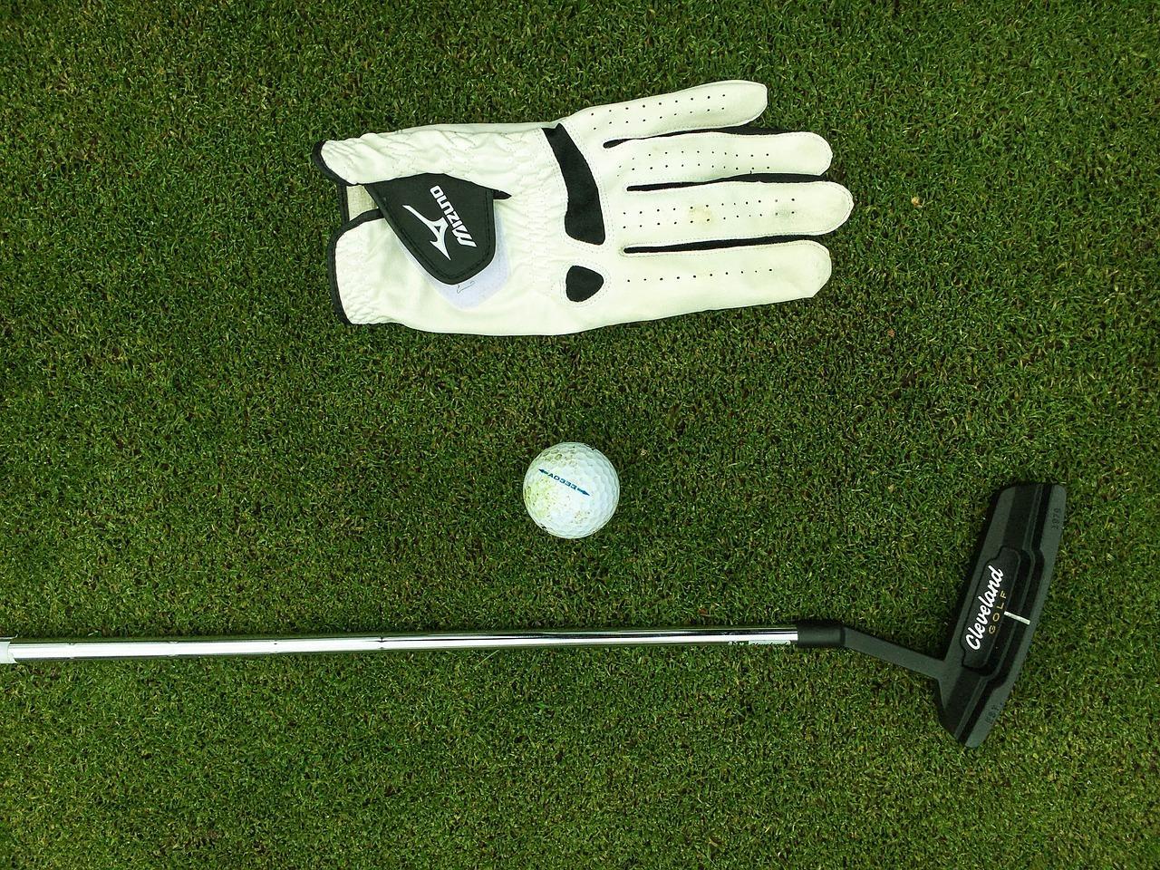 Comment bien choisir son kit de golf en tant que gaucher ?