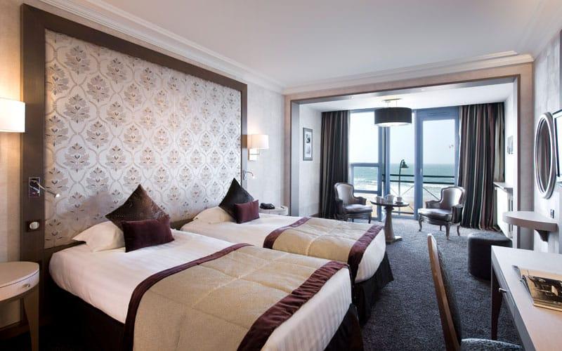 Hotel 5 Toiles Vue Mer Saint Malo Bretagne