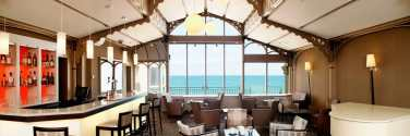 La passerelle, piano-bar vue mer