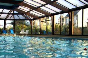 Piscine de détente, piscine d'eau salée à Saint-Malo