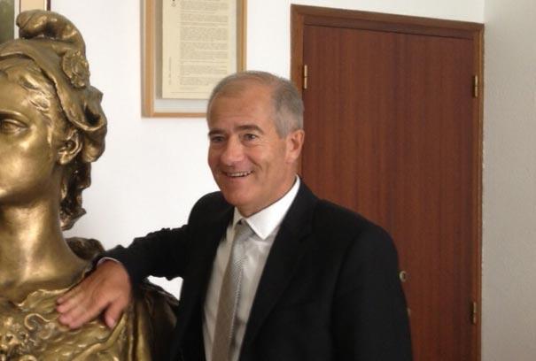 Christian BOURQUIN Président de la Région Languedoc-Roussillon