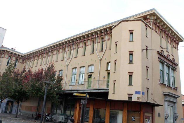 Perpignan La Ville se dote d'un Centre d'Art Contemporain