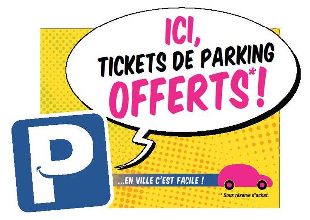 A partir du 15 novembre, les commerçants de Perpignan offrent 100 000 heures de parking à leurs clients... l'opération a été présentée à la presse le vendredi 8 novembre lors d'une conférence dans les locaux de la Chambre de commerce et d'industrie de Perpignan & des P-O à Perpignan. En deux mots : les tickets d'une heure de parking gratuite sont offerts par les commerçants à l'occasion d'un achat ; les tickets peuvent être cumulés dans la limite de trois tickets par règlement de stationnement ; l'opération concerne les neuf parcs de stationnement souterrains partenaires.