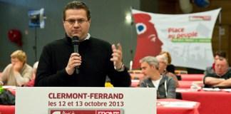 Francis DASPE, co-délégué régional du Parti de Gauche en Languedoc-Roussillon