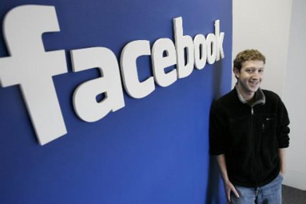 Le fondateur de Facebook, au Mobile World Congress de Barcelone