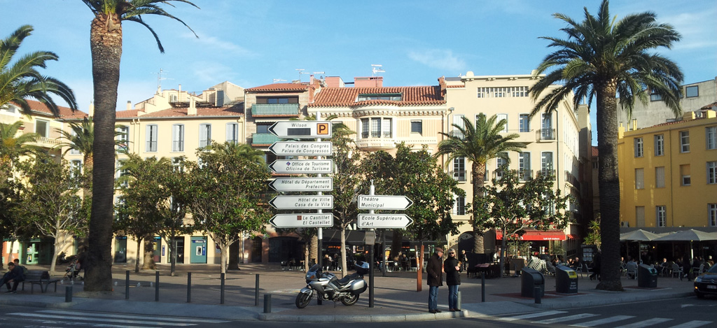 Perpignan quel avenir pour le commerce en centre ville le journal catalan - Chambre de commerce et d industrie perpignan ...