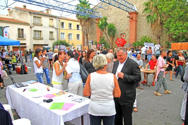 Forum des Associations du Soler – dimanche 7 septembre 2014 au complexe sportif Jo Maso de 10h à 17h