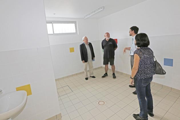 Argelès-sur-Mer : une seconde jeunesse pour les vestiaires du stade du Marasquer