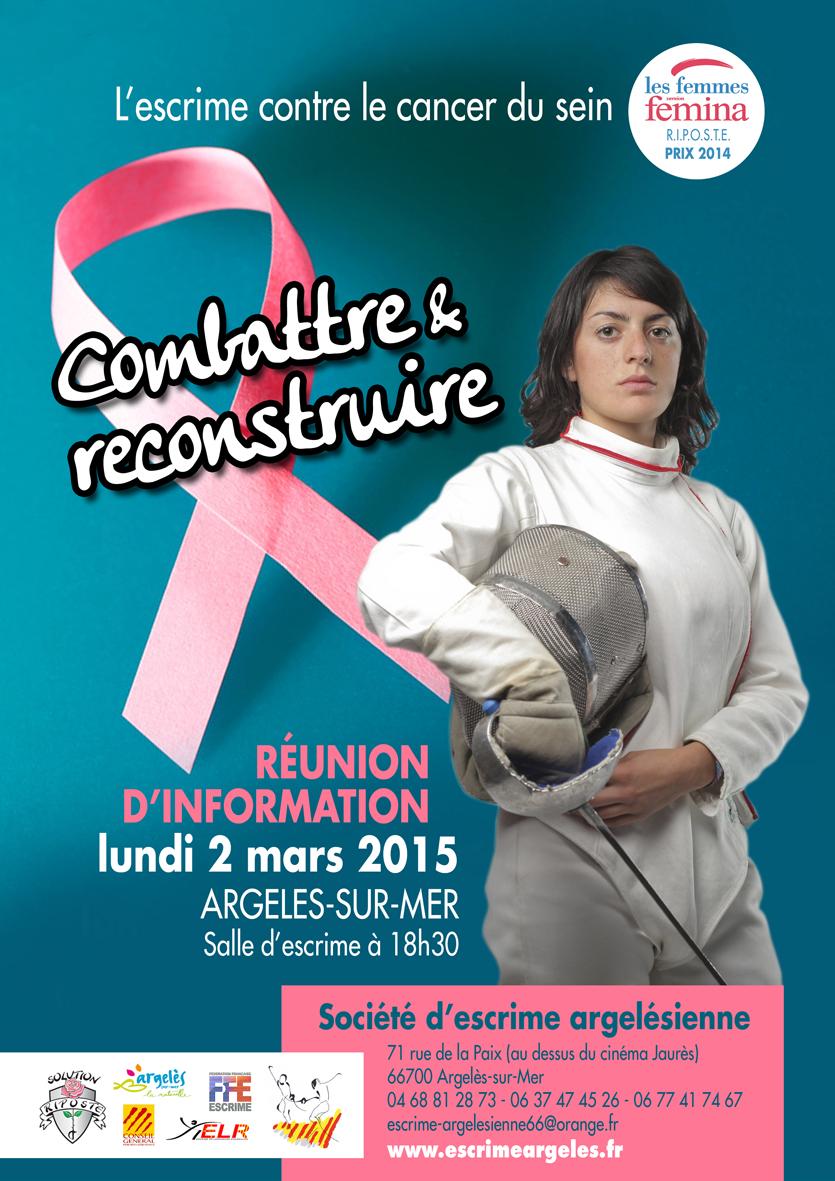 regime apres cancer du sein