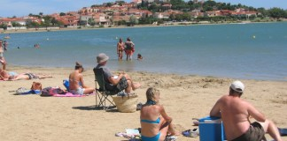 Le lac de la Raho a 38 ans