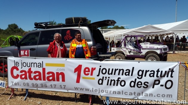 trial 4x4 le journal catalan