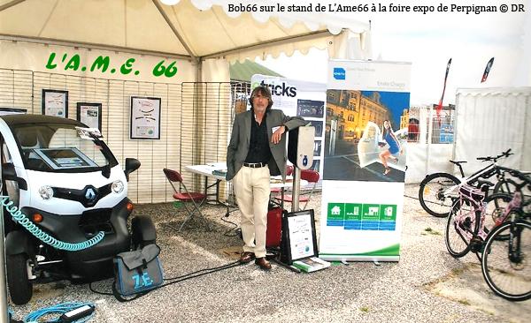 LAME 66, une éco-signature à la Foire de Perpignan 2015